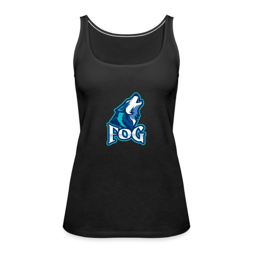 Offical FOG Logo - Frauen Premium Tank Top