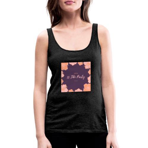 Tono - Camiseta de tirantes premium mujer