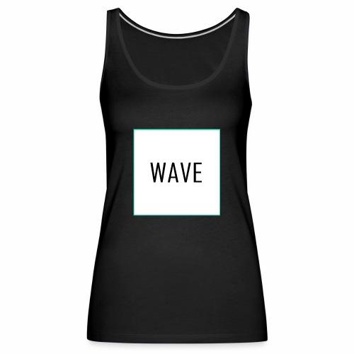 WAVE - Camiseta de tirantes premium mujer