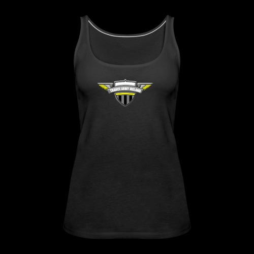 Trance Army Merchandise - Women's Premium Tank Top