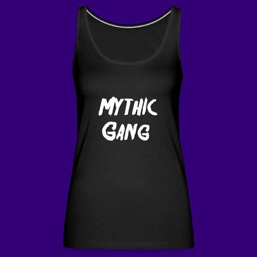Mythic Gang - Women's Premium Tank Top