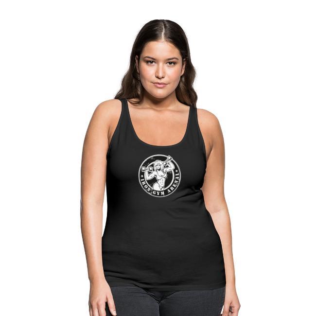 iron gym girl