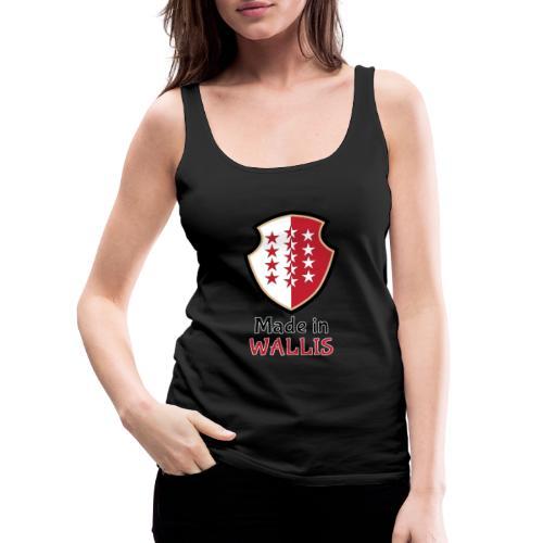 Made in Wallis - Wallis - Frauen Premium Tank Top