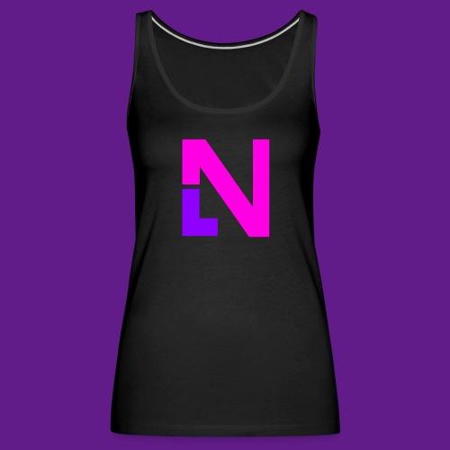 LN logo - Women's Premium Tank Top