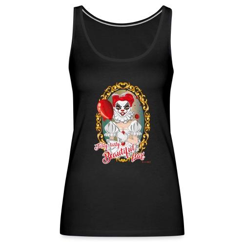 PennyWife - Camiseta de tirantes premium mujer