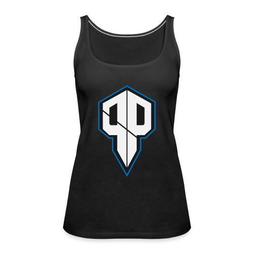 Pureness.one ESPORT LOGO - Frauen Premium Tank Top