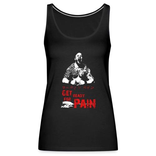 pain - Frauen Premium Tank Top
