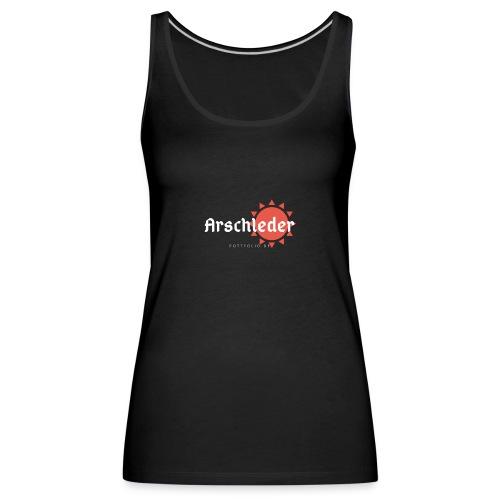 Arschleder - Frauen Premium Tank Top