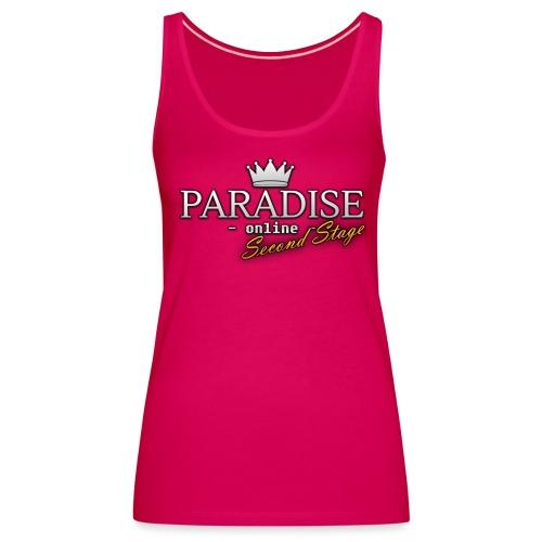 Paradise Online: Second Stage - Vrouwen Premium tank top