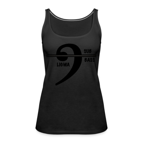 LIGWA SUB BASS - Women's Premium Tank Top