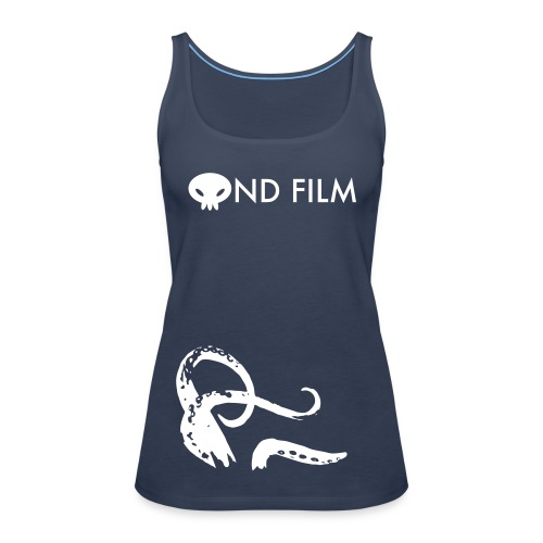 tentacle3 - Women's Premium Tank Top