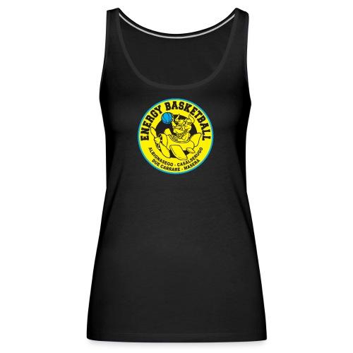street wear energy basketball merchandising - Canotta premium da donna