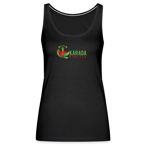 Karada Coaches Athlete - Vrouwen Premium tank top