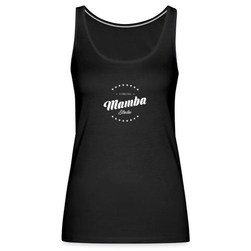 Logo Mamba - Camiseta de tirantes premium mujer