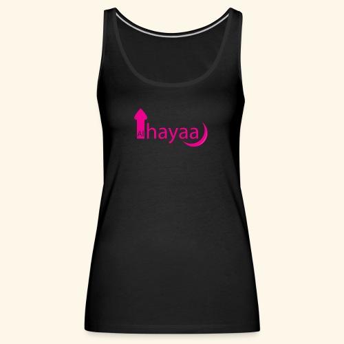 Al Hayaa - Débardeur Premium Femme