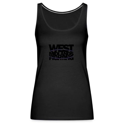 tshirt wmf 2 - Women's Premium Tank Top