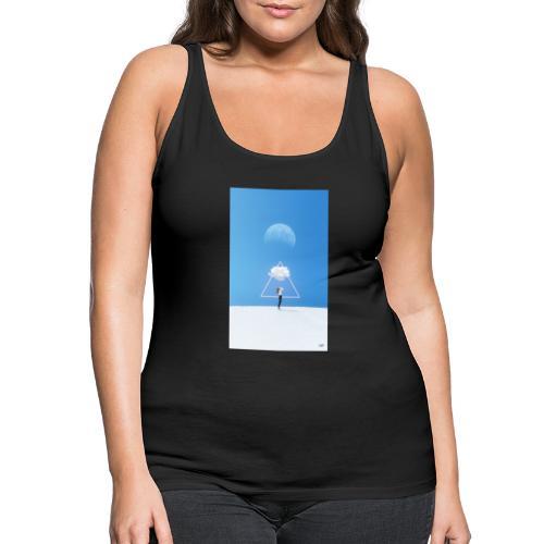 magestic blind - Camiseta de tirantes premium mujer
