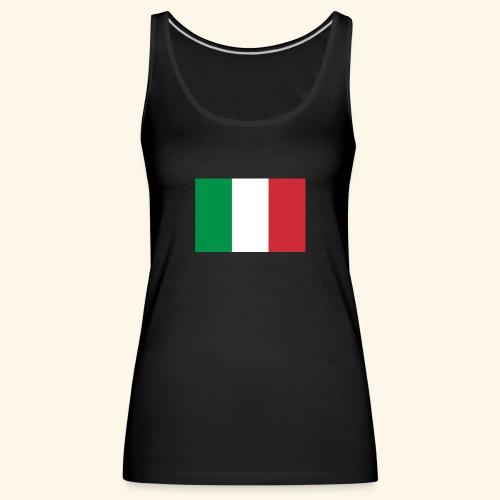 italy 162326 480 - Vrouwen Premium tank top
