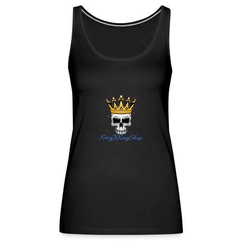 KingKaij Logo - Frauen Premium Tank Top