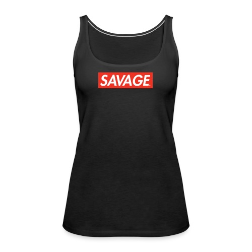 Savage. RedBox - Premium singlet for kvinner