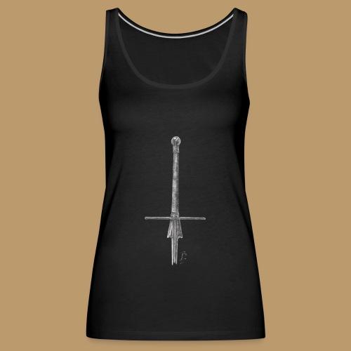 Feather Sword (Federschwert) - Women's Premium Tank Top