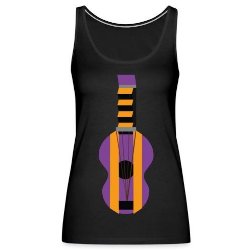 La Gitarre - Premium singlet for kvinner