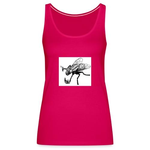 mosco graffiti - Camiseta de tirantes premium mujer