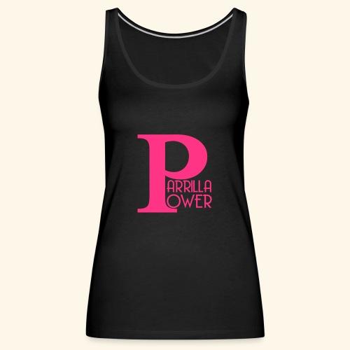 Parrilla Power - Women's Premium Tank Top