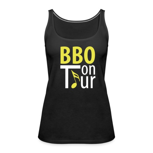 BBO on Tour - Frauen Premium Tank Top