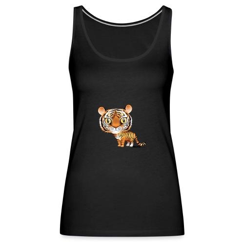 Tiger - Premium singlet for kvinner