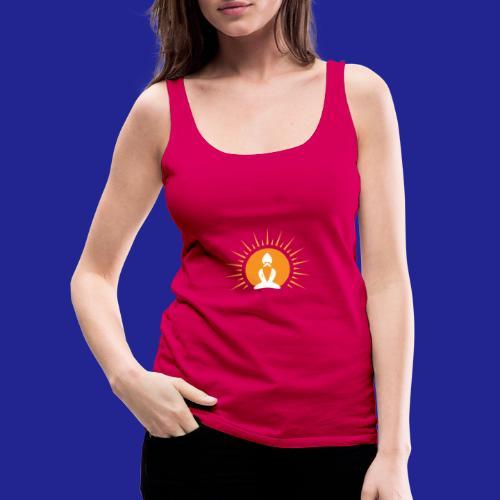 Guramylyfe logo no text - Women's Premium Tank Top