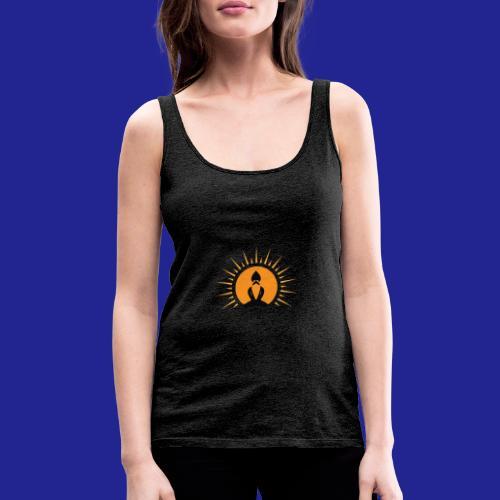 Guramylife logo black - Women's Premium Tank Top