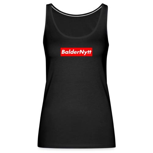 BalderPreme - Premiumtanktopp dam