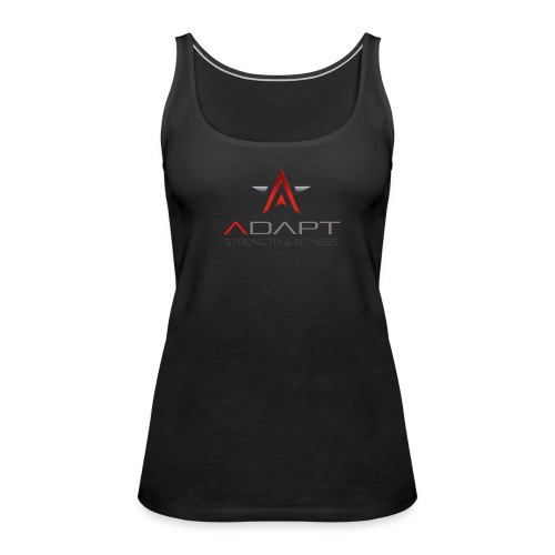 Adapt Strength & Fitness - Women's Premium Tank Top