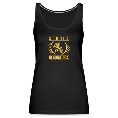 schola new - Women's Premium Tank Top