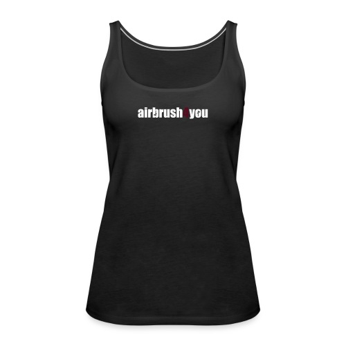 Airbrush - Frauen Premium Tank Top