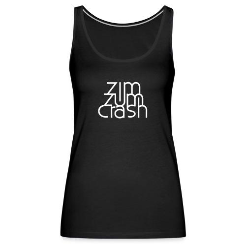 Zim Zum Crash Band Shirt - Frauen Premium Tank Top