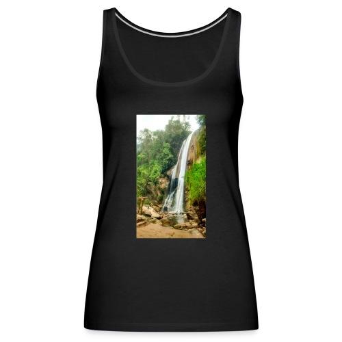Velo de novia - Camiseta de tirantes premium mujer