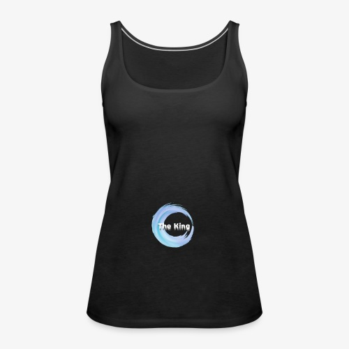 The King - Frauen Premium Tank Top