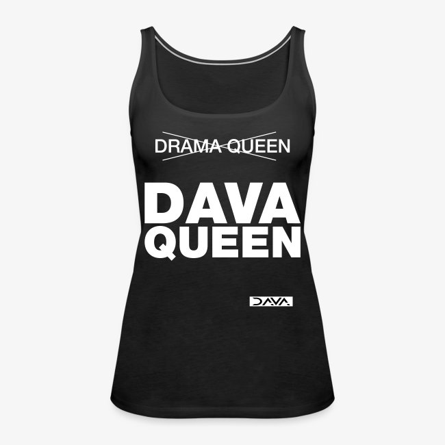 DAVA Queen - white