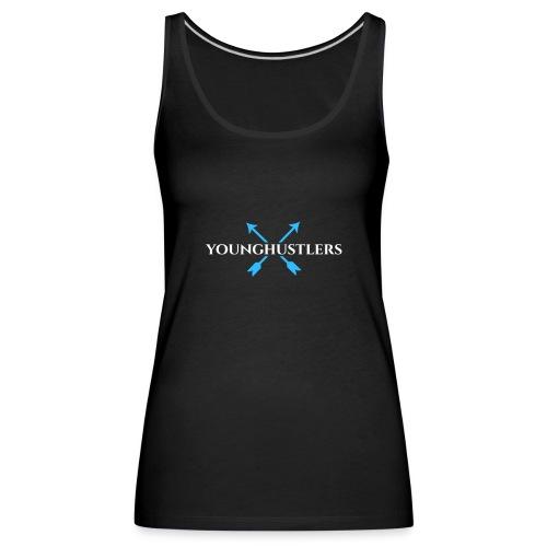 Younghustlers - Women's Premium Tank Top