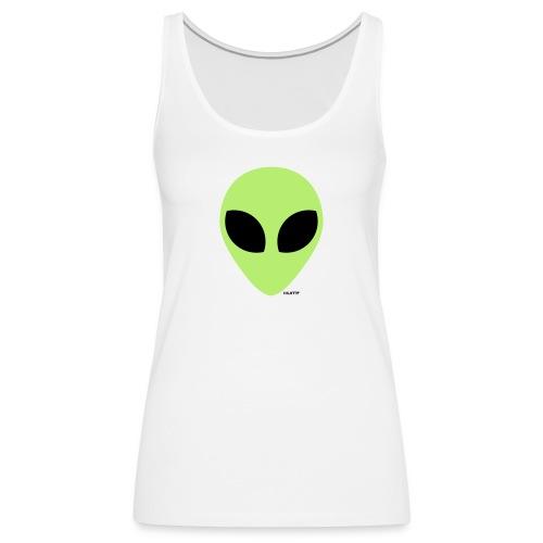alien - Vrouwen Premium tank top