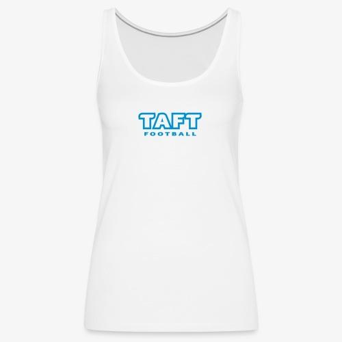 4769739 124019410 TAFT Football orig - Naisten premium hihaton toppi
