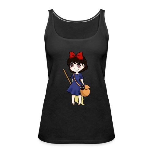 Chibi Kiki - Women's Premium Tank Top