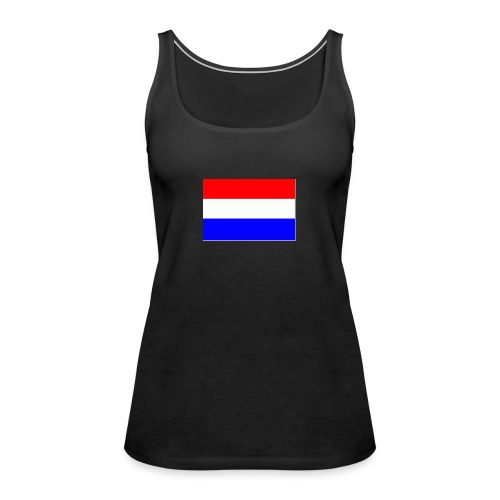 vlag nl - Vrouwen Premium tank top
