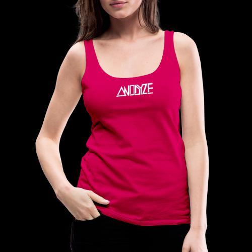 ANODYZE Standard - Frauen Premium Tank Top