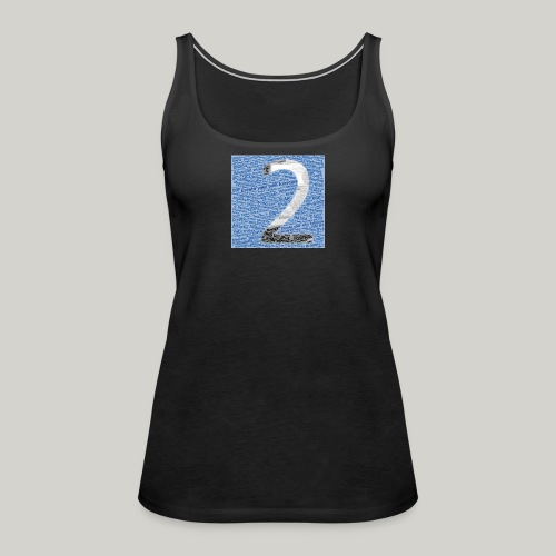 iLab2 - You Set the Focus - Women's Premium Tank Top
