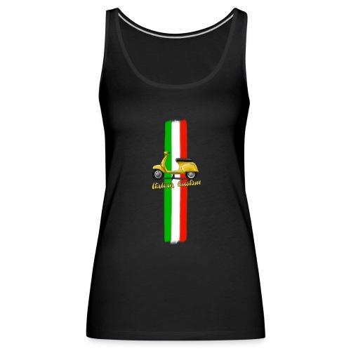Italian Custom V0l.2.png - Frauen Premium Tank Top