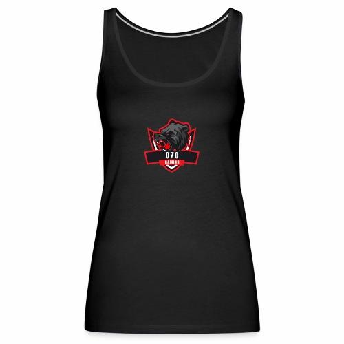 070 Gaming - Vrouwen Premium tank top