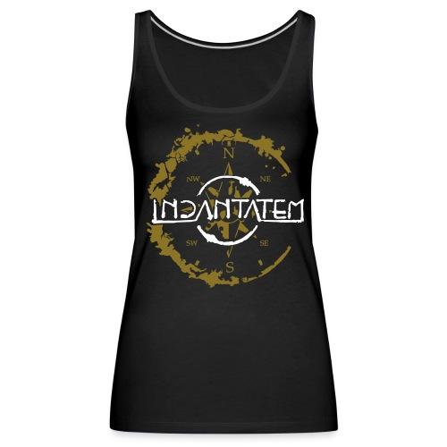 Incantatem Kompaß Shirt - Frauen Premium Tank Top